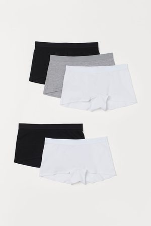 H&M Women Briefs - 5-pack Boxer Briefs