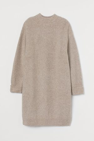 H&M Rib Knit Dress