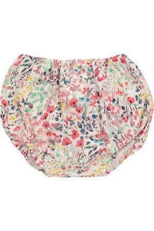 BONPOINT Baby floral cotton pants