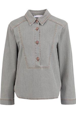 See by Chloé Denim shirts