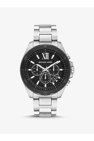 Michael Kors Men Watches - MK Oversized Brecken -Tone Watch