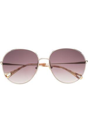 Chloé Women Sunglasses - Aimée round-frame sunglasses