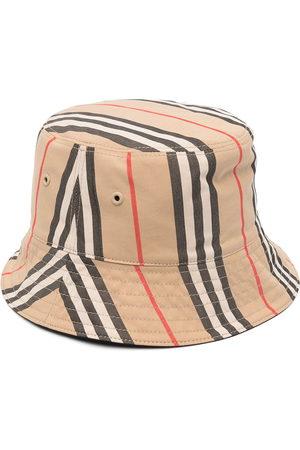 Burberry Men Hats - Vintage Check bucket hat