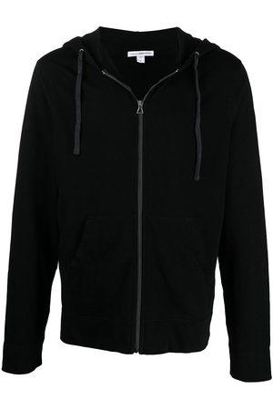 James Perse Men Hoodies - Vintage-fleece hoodie