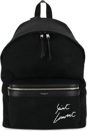 Saint Laurent Men Backpacks - City backpack