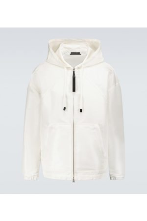 Tom Ford Zipped jacket with hood