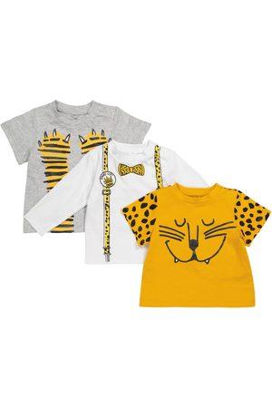 Stella McCartney Exclusive to Mytheresa – Baby set of 3 cotton T-shirts