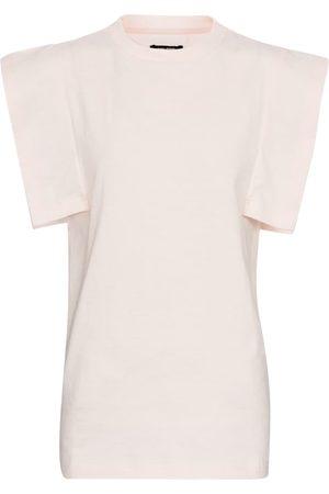 Isabel Marant Zelipa cotton T-shirt