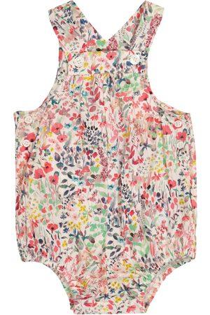 BONPOINT Baby Ever Liberty floral cotton bodysuit