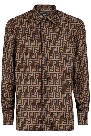 Fendi Silk Shirt