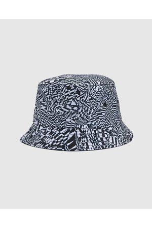 Nixon Undercover Bucket Hat - Hats ( Digi Glitch) Undercover Bucket Hat