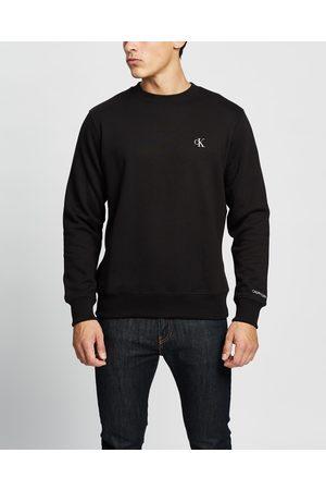 Calvin Klein Jeans CK Essential Regular Crew Neck Sweatshirt - Sweats (CK ) CK Essential Regular Crew Neck Sweatshirt