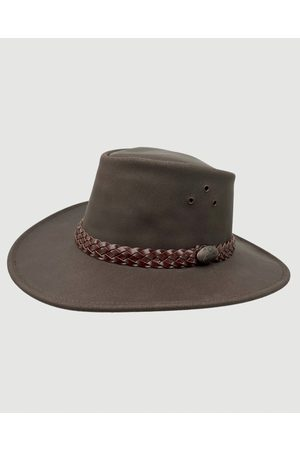 Jacaru 1006 Wallaroo Oil Hat - Hats 1006 Wallaroo Oil Hat
