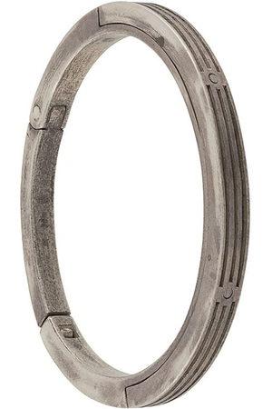 PARTS OF FOUR Engraved-detail bracelet