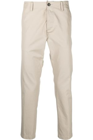 Dsquared2 Men Chinos - Cropped chino trousers