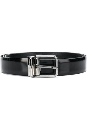 Dolce & Gabbana Classic smooth belt