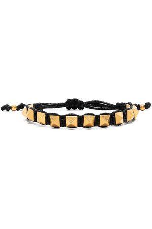 VALENTINO GARAVANI Men Bracelets - Rockstud adjustable bracelet