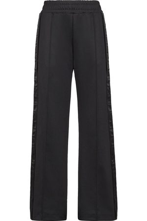 Fendi Logo trim track pants