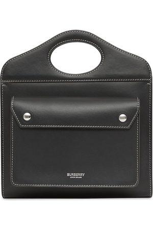 Burberry Women Tote Bags - Mini Pocket tote bag