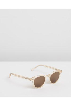 RIXX Eyewear Sunglasses - Melrose - Square (Champagne Polarised) Melrose