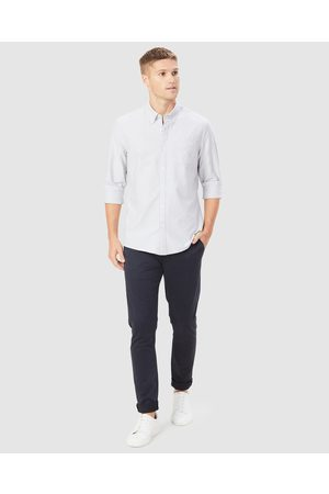 French Connection Oxford Slim Fit Shirt - Casual shirts ( MELANGE) Oxford Slim Fit Shirt