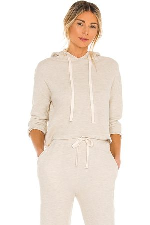 MONROW Brushed Thermal Pull Over in .