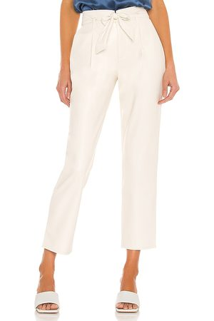 Paige Melila Vegan Leather Pant in .