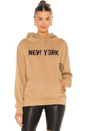 DEPARTURE New York Hoodie in .