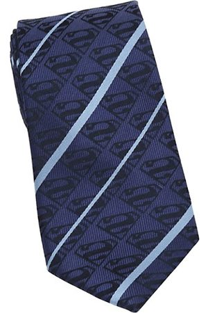 Cufflinks, Inc. Superman Stripe Silk Tie