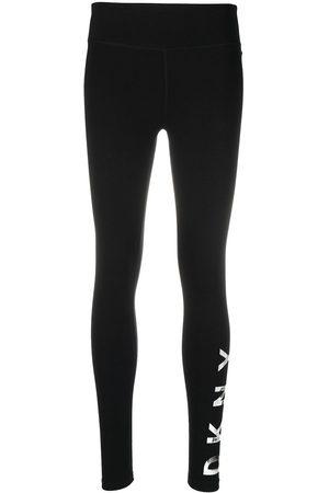 DKNY Women Joggers - Mid-rise track pants