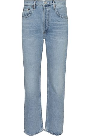 AGOLDE Ripley mid-rise straight jeans