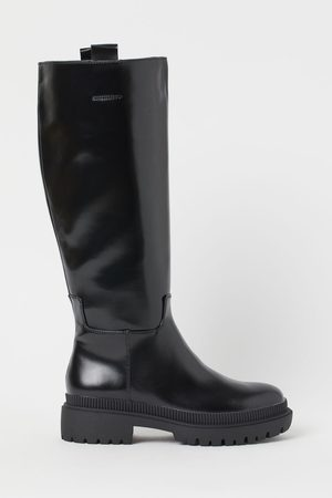 H&M Women Boots - Chunky Sole Boots