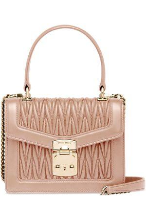 Miu Miu Miu Confidential matelassé handbag