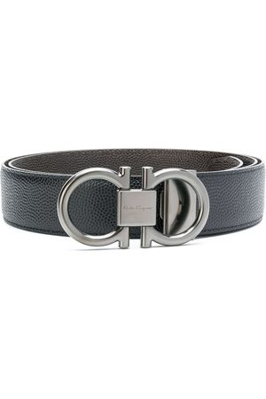 Salvatore Ferragamo Men Belts - Gancini buckle belt