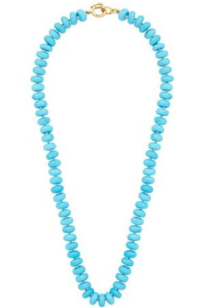 Irene Neuwirth Candy Turquoise & 18kt Gold Necklace - Womens