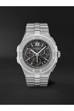 Chopard Men Watches - Alpine Eagle XL Chrono Automatic 44mm Lucent Steel Watch, Ref. No. 298609-3002