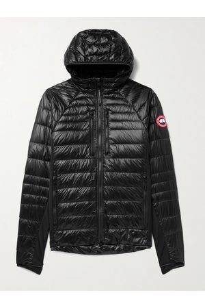 Canada Goose Hybridge Lite Slim-Fit Quilted Shell Hooded Down Jacket