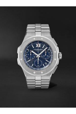 Chopard Alpine Eagle XL Chrono Automatic 44mm Lucent Steel Watch, Ref. No. 298609-3001