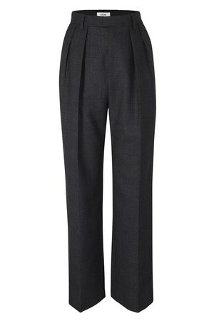 Céline New Wave Pants In Prince Of Wales