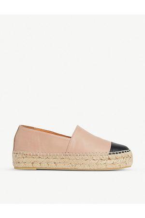 LK Bennett Women Espadrilles - Talia espadrille leather sandals