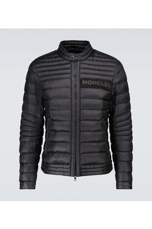 Moncler Men Winter Jackets - Conques padded biker jacket