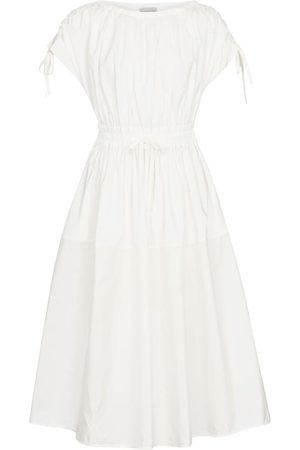 Moncler Short sleeved midi dress