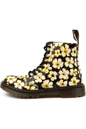 Dr. Martens 1460 Pascal Junior Boots Girls Shoes Casual Ankle Boots