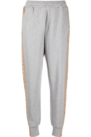 Stella McCartney Logo-stripe track pants