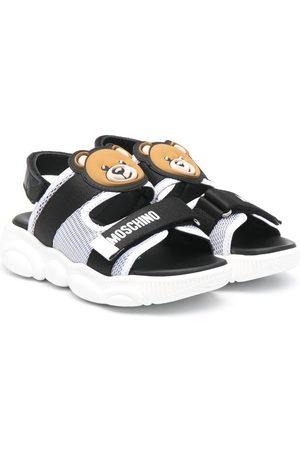 Moschino Boys Sandals - Teddy bear motif sandals