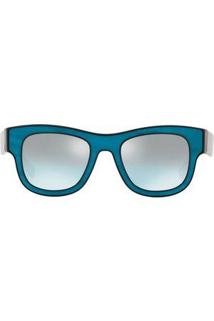 Dolce & Gabbana Men Sunglasses - Square-frame mirrored sunglasses