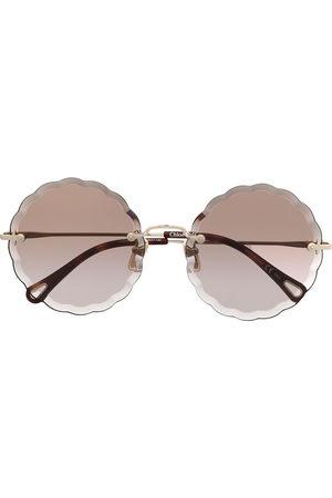 Chloé Women Sunglasses - Round-frame sunglasses