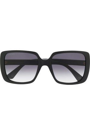 Gucci Women Sunglasses - Square-frame sunglasses