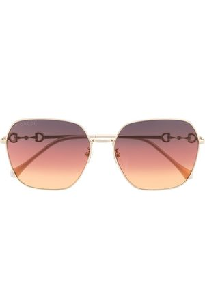 Gucci GG0882 Horsebit detail sunglasses