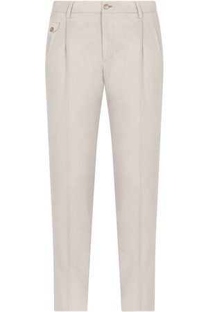 Dolce & Gabbana Men Formal Pants - Tailored straight-leg trousers